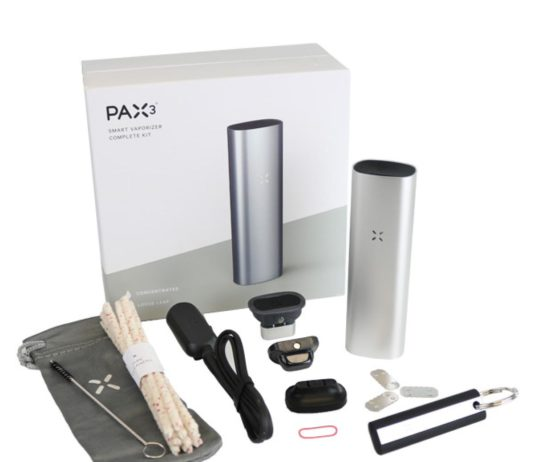 PAX 3 Complete Vape Kit by PAX Labs