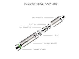 Evolve Plus Wax Vaporizer Kit (2020 Edition) by Yocan Review