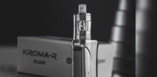 Kroma-R 80W Zlide MTL Kit by Innokin Review - Sleek and Reliable
